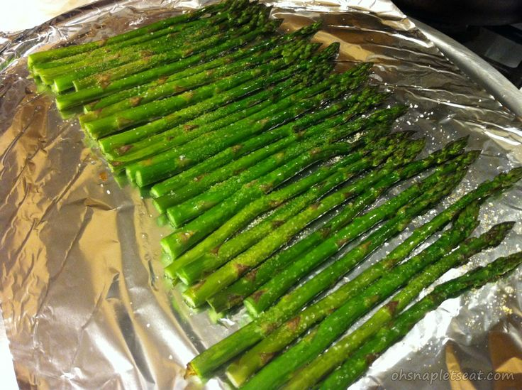 Sharing is caring: Asparagus is very healthy for you, however, some people don't like the taste.  The good news is I've noticed that more often than not it's because they haven't tried asparagus cooked right!  Overcooked asparagus is mushy and gross! So if you don't know exactly how long to steam it, I would avoid that. … … Continue reading →