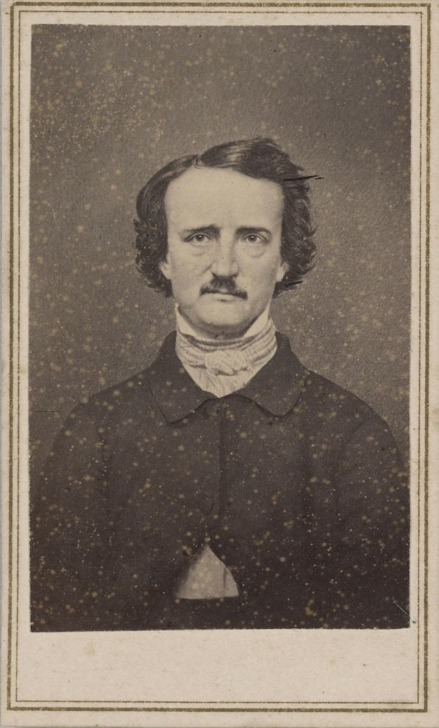 10 Surprising Facts About Edgar Allan Poe: Morgan Libraries, French Detective, Jaff Tane, Edgar Allan Poe, Poe Stories, Edgar Allen Poe, Sherlock Holmes, Aristocrat French, Doyl Sherlock