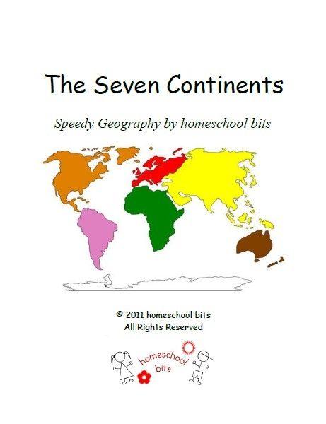 63 best Continents images on Pinterest  Teaching social studies