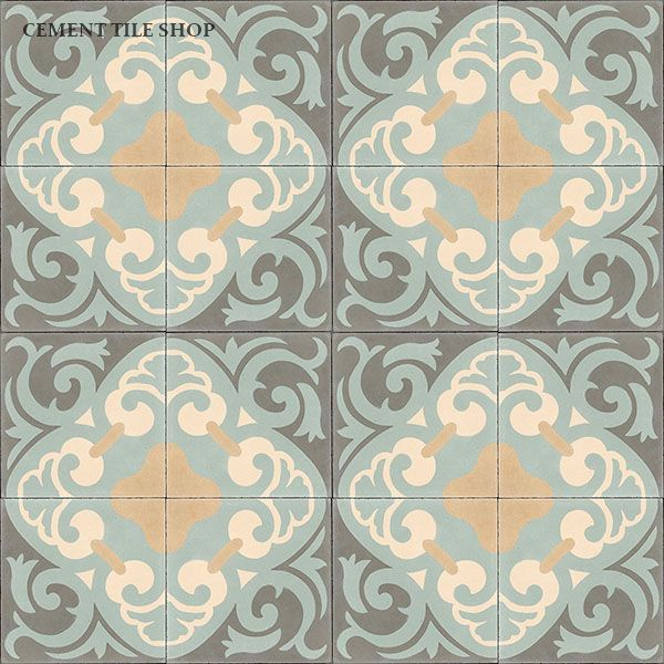 Cement Tile Shop - Handmade Cement Tile | La Espanola baldosas hidraulicas…
