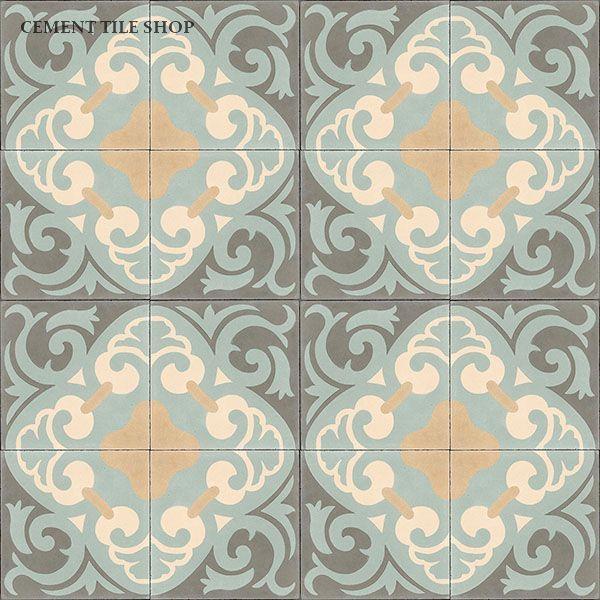 Cement Tile Shop - Handmade Cement Tile   La Espanola
