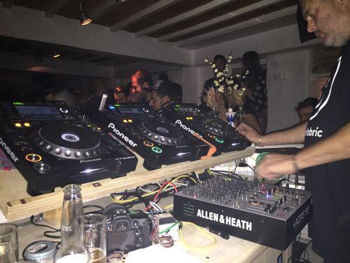 Moni Club Closing party #terryfrancis October 2nd