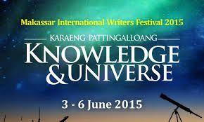 Novel Gus di Makasar International Writer Festival | be better!