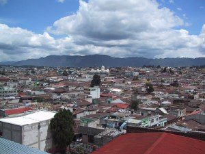 Many of my blogs about Guatemala use Quetzaltenango as a reference point. Laguana Chicabal, Chichicastenango, Lago Atitlan, and the Mexican border are all less than a half day away. So what is this…