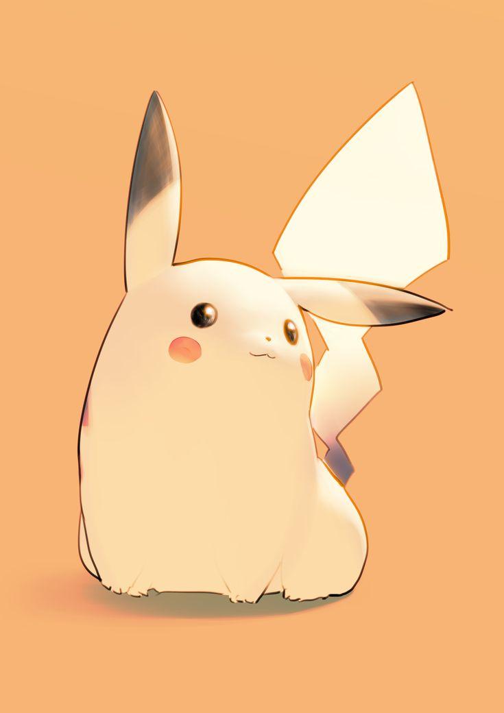 ArtStation - Pikachu Fan Art, Ryu Endo