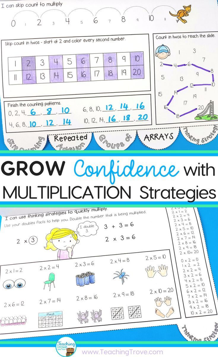 151 best Multiplication and Division images on Pinterest | Math ...