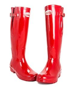 Extra wide calf fit  - Rockfish wellies £69.99 expands up to 45cms