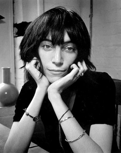"""""""When I was young, I took it for granted I was going to do something. If I watched Popeye, I wanted to be Popeye. I hated being a spectator."""" - Patti Smith"""