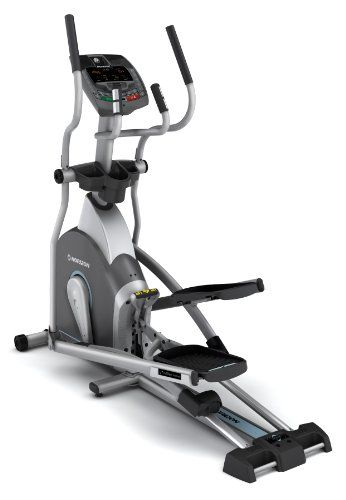 $999.00 Enjoy a smooth, natural stride with the SixStar Certified™ Horizon Fitness EX-69 elliptical trainer. With a ZEROgap™ overlapping pedal motion, stress is eliminated from your back and hips, while the long, 20-inch FLATellipse™ foot path provides a wider range of motion and simulates higher speed activities like running. The heavy-duty 17.6 lb flywheel delivers quality you can feel...