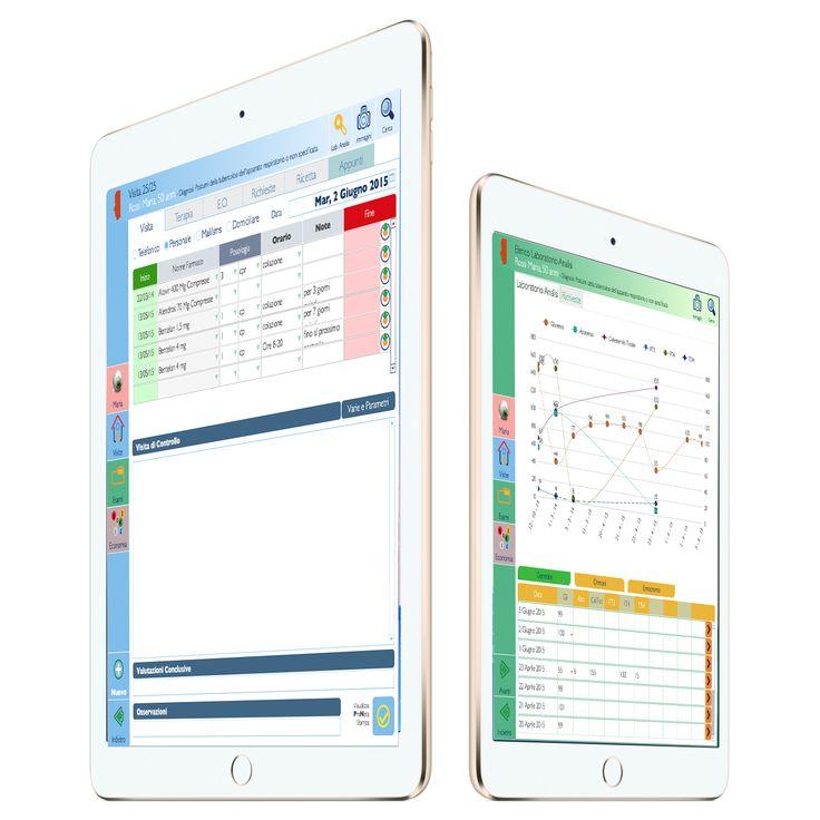 DoctorOffice4 su iPad e iPad mini