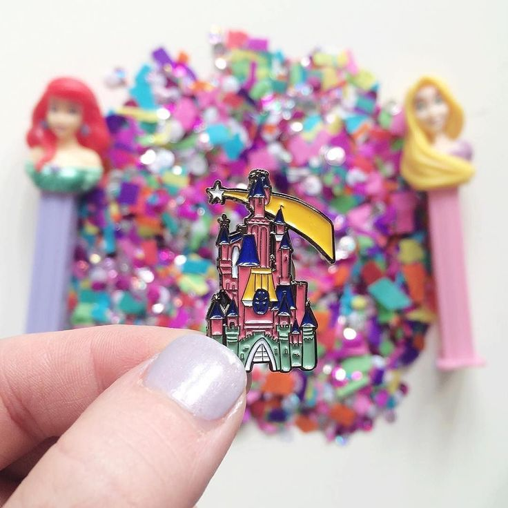 #Repost @kayleymills My new princess pin is looking extra cute today with all my sparkly packaging! Get yourself one over on my etsy store (clickable link in bio) #pinoftheday #thegirlgang (Posted by https://bbllowwnn.com/) Tap the photo for purchase info. Follow @bbllowwnn on Instagram for more great pins!