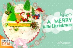 [Up to 51% Off] Special Offer! Get Any Variant of Delicious Christmas Roll Cakes / Christmas Whole Cake From RR Cakes. Starting from Rp 99.000,-Nett