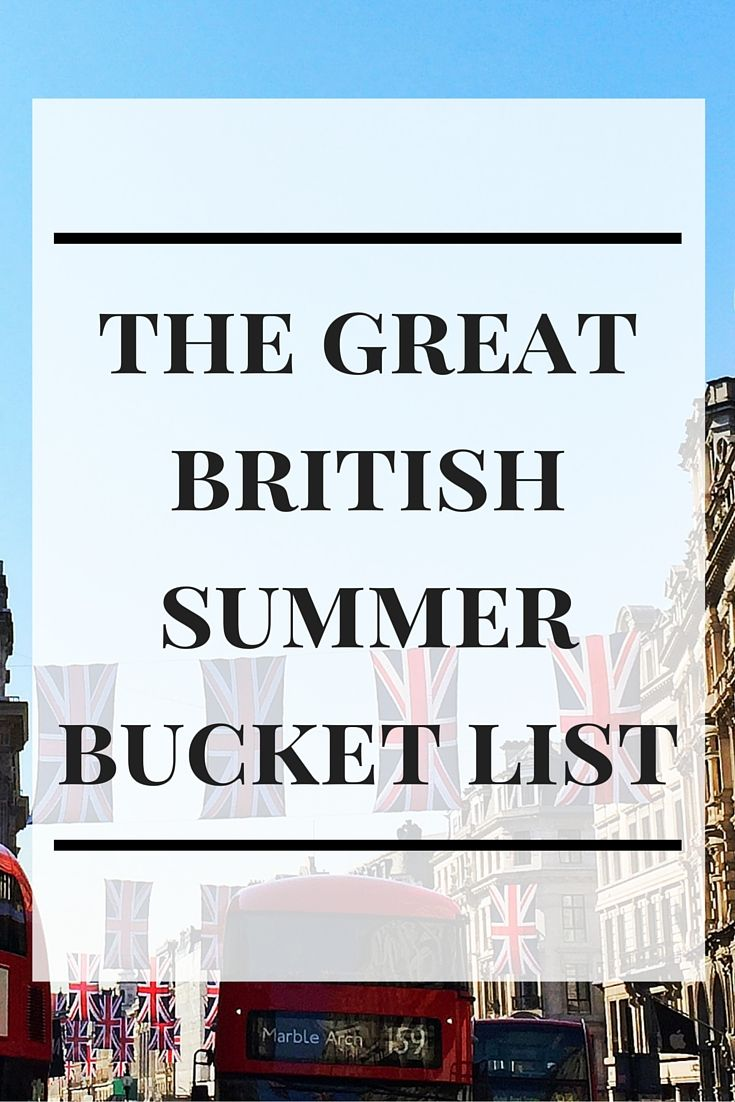 16 of Britain's most British summer events to add to your bucket list
