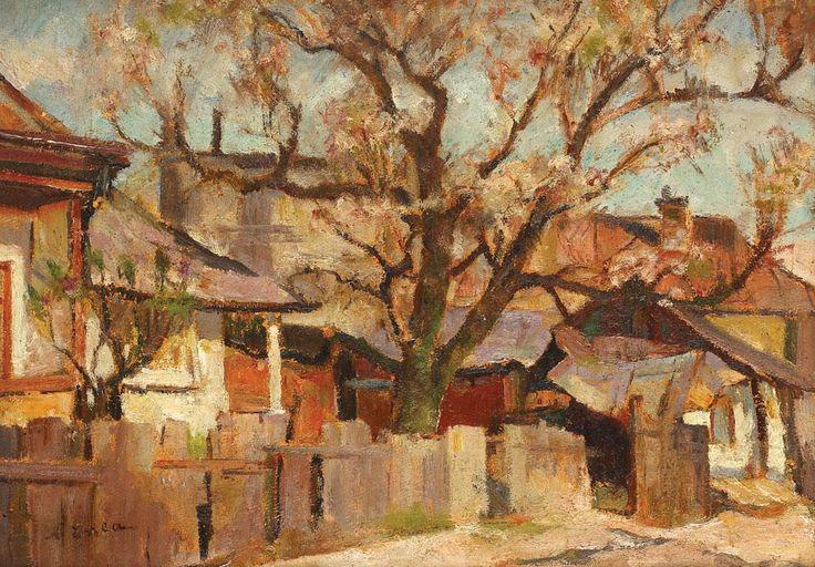 Nicolae Enea - Case la periferie.