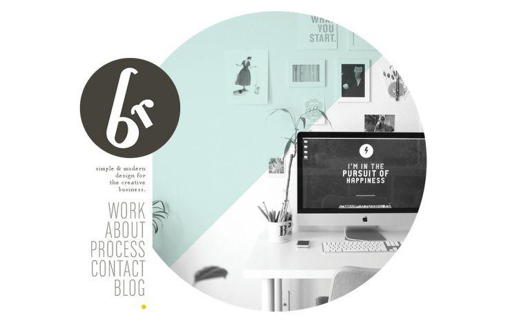 Nice website design