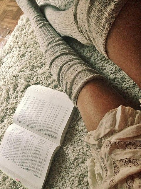 speckled socks and perfect slips