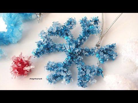 Navidad: Adornos Navideños Cristalizados