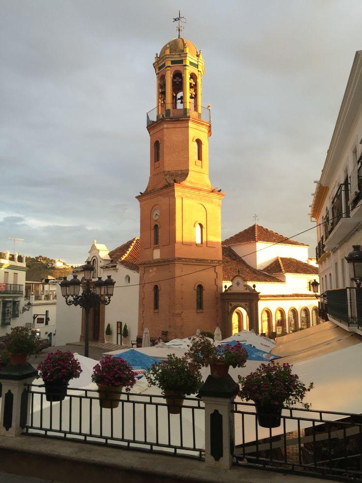 Church in Competa