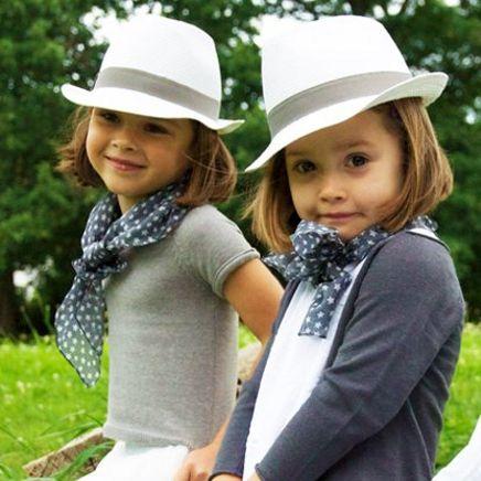 Clara de Paris.com Launches Spring-Summer 2012 Children's Clothing Line.
