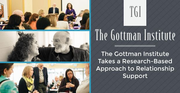 The Short Version:The Gottman Institute was founded in 1996 by Dr. John Gottman and Dr. Julie Schwartz Gottman, leading researchers and clinical psychologists.Together, the Gottmans designed experiential workshops and science-based strategies for couples in committed relationships. TheGottman Method for happy relationships draws from40 years of research with more than 3,000couples. You and your loved one …