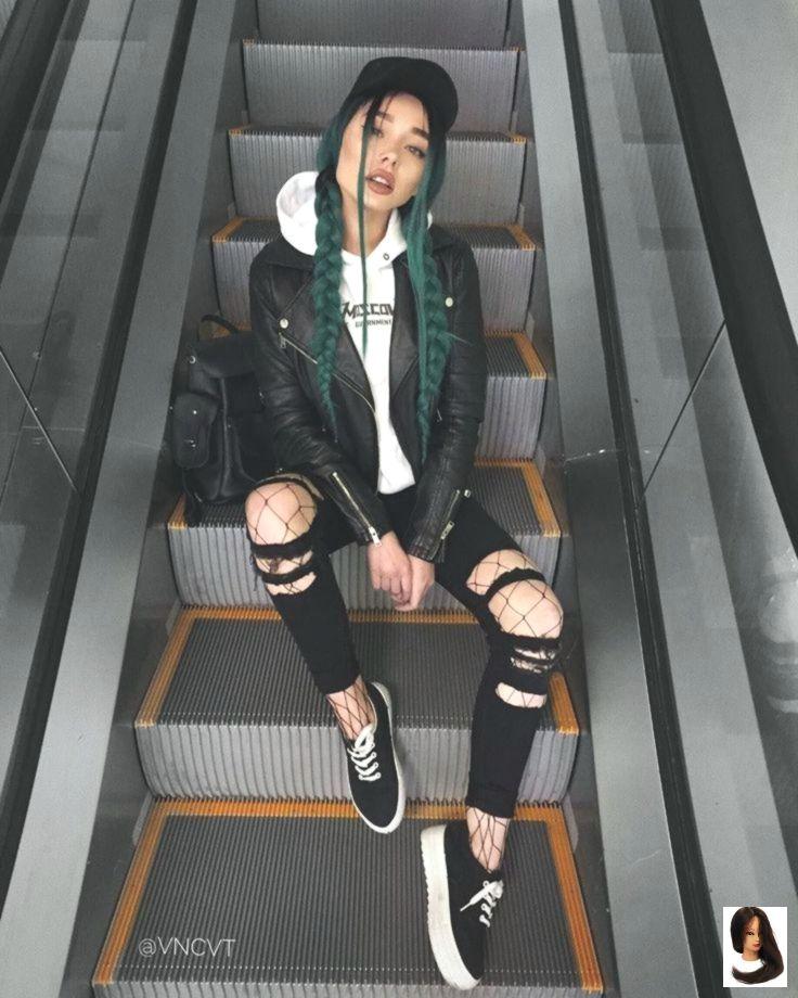 [Women's fashion]Netter Ausstattungsschmutz