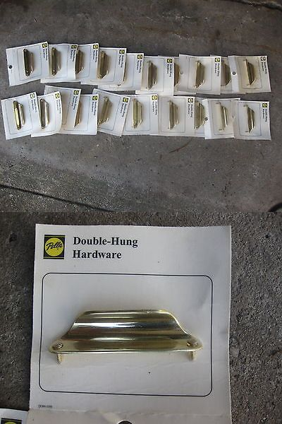 Window Hardware 45812: New! Sealed Pella Proline Solid Brass Window Sash Lift Handle (Quantity 20) -> BUY IT NOW ONLY: $260 on eBay!