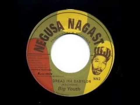 Big Youth - Dread Ina Babylon  (Jah Youth)