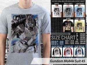 Kaos Robot Gundam New York Anime Fest, Kaos Gundam Kids Edition