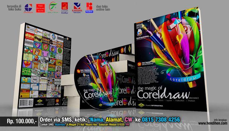 ... bahasa indonesia, membuat desain dengan corel draw, tips membuat