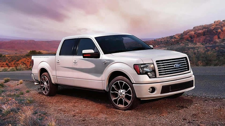 "Ford F-150. Nothing ""special"" but just a darn good truck."