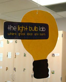 the lightbulb lab