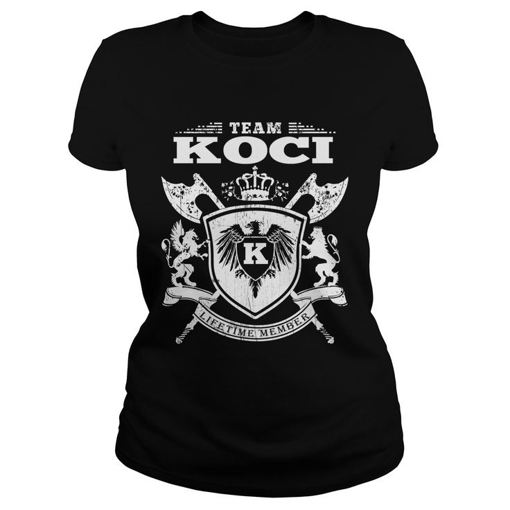 Team Koci T-Lifetime Member: Tshirts For Team Koci, Koci Family, Koci Company #gift #ideas #Popular #Everything #Videos #Shop #Animals #pets #Architecture #Art #Cars #motorcycles #Celebrities #DIY #crafts #Design #Education #Entertainment #Food #drink #Gardening #Geek #Hair #beauty #Health #fitness #History #Holidays #events #Home decor #Humor #Illustrations #posters #Kids #parenting #Men #Outdoors #Photography #Products #Quotes #Science #nature #Sports #Tattoos #Technology #Travel #Weddings…