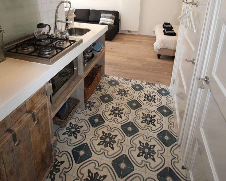 Portugese Tegels Keuken : Keuken Karpetten op Pinterest – Keuken Tapijt, Haan keuken en