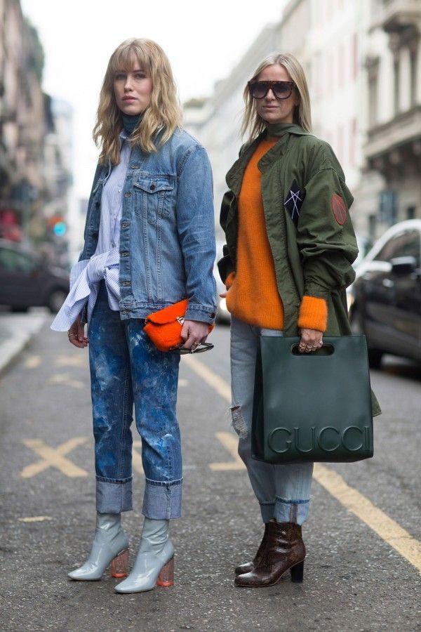 Milan Fashion Week AW16 Street Style