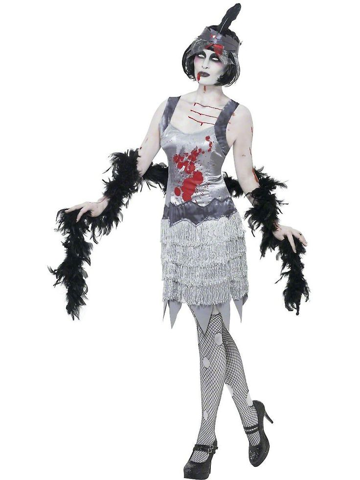 Smiffy's Zombie Flapper Costume