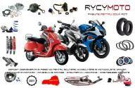 Rycy Moto, depozit dezmembrări, piese noi şi accesorii pentru scutere, maxiscutere, motociclete si atv-uri. 0748 544 115