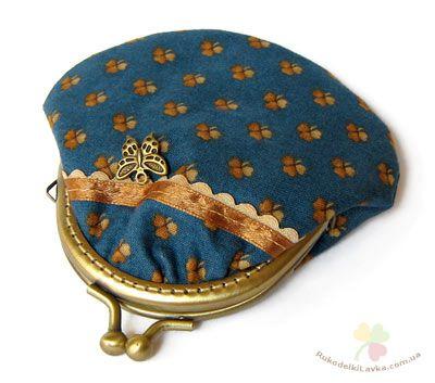 """Мастер-класс по пошиву простого кошелька с фермуаром. Узнаем ответ на частый вопрос - """"Как пришить фермуар?""""  #diy #sewing #purse"""