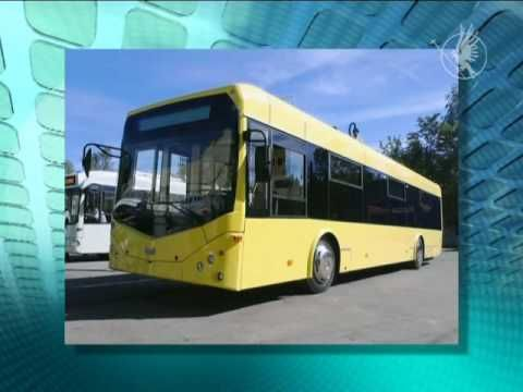 Білоруський тролейбус - у Чернігові | Телеканал Новий Чернігів