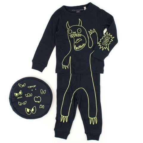 Pyjama Monster Stella McCartney Kids enfant - Maralex Kids