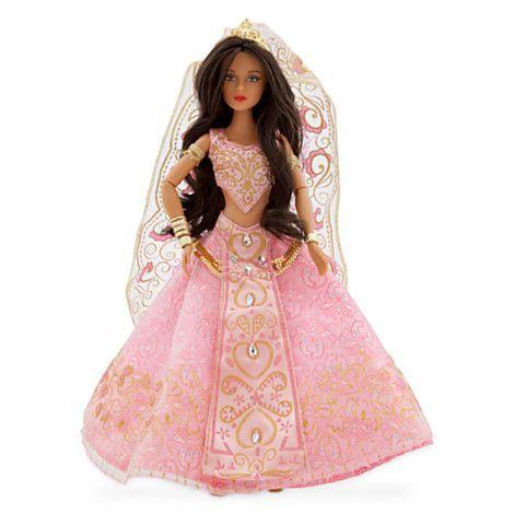 US公式 アラジン プリンセス ジャスミン ドール フィギュア 人形_画像1