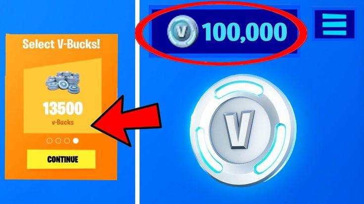 Fortnite v bucks generator no human verification updated
