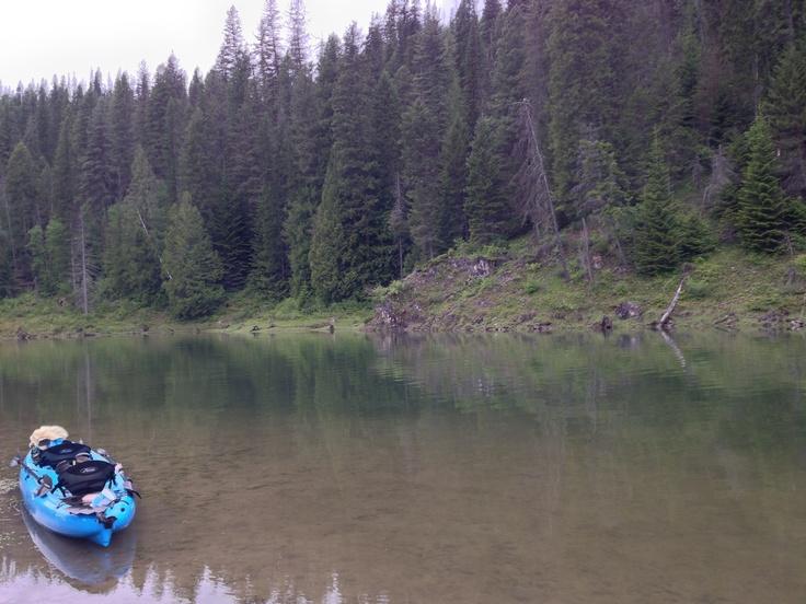 2013 Hobie Mirage Drive Kayak in its element :)
