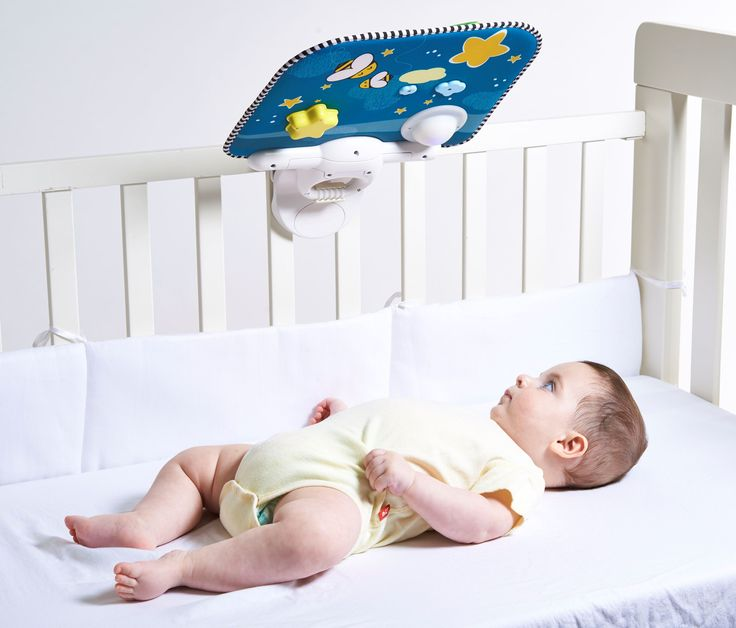 Dorel Europe, Category: World of Baby Toys, Product Name: Tiny Love Double Sided Crib Toy