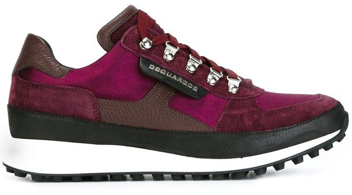 Dsquared2 'Dean Goes Hiking' sneakers