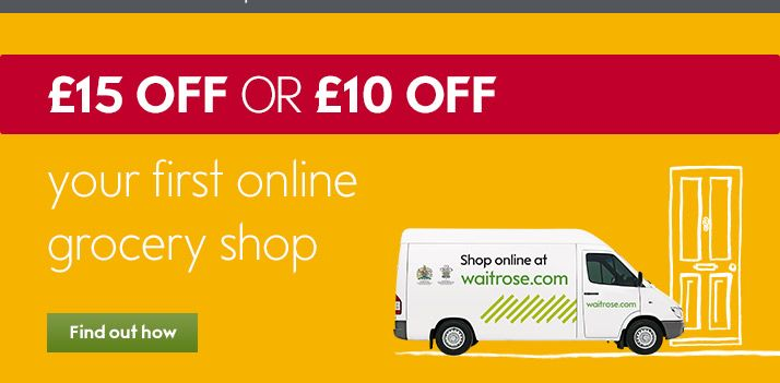 Shop online at waitrose