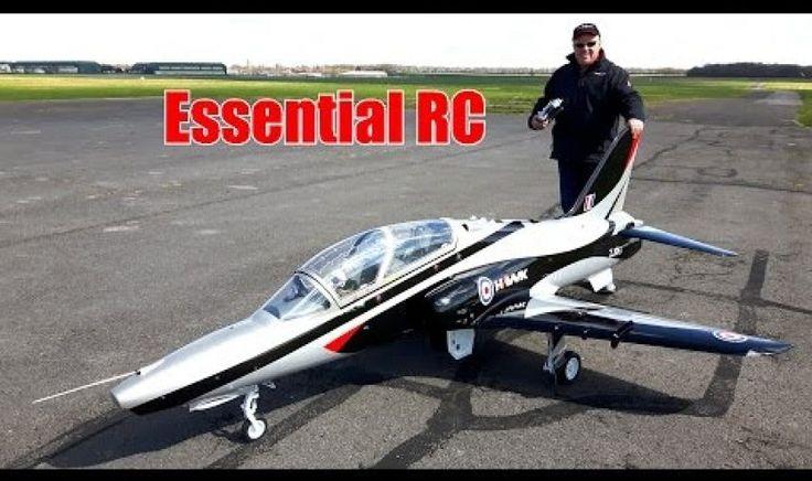 RC Jet Planes -1:3.5 SCALE RC Hawk 100 Turbine