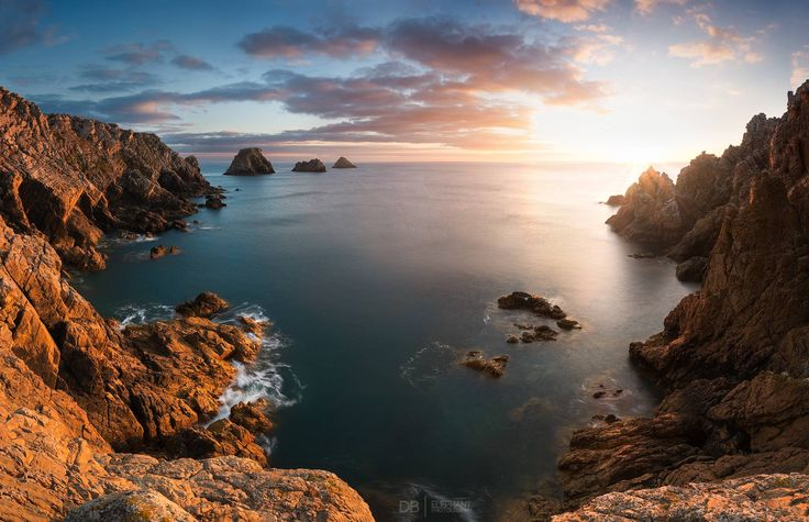Beautiful Nature/ landscape inspiration you will love. Pointe de Penhir Bretagne France [2048x1322] [OC] http://ift.tt/22ExIKu.
