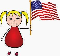 2014 Flag Day Clipart Pictures