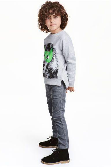 Kordbársony nadrág | H&M