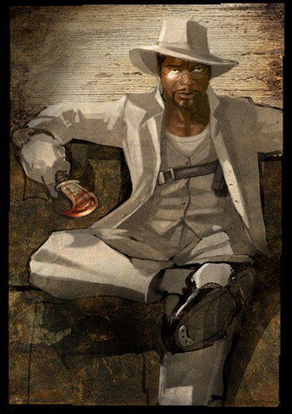 Dark skin characters - Album on Imgur